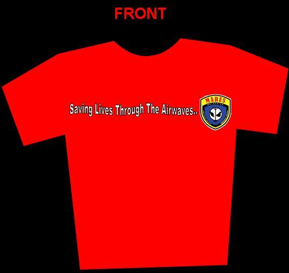 Round Neck Shirt - Front